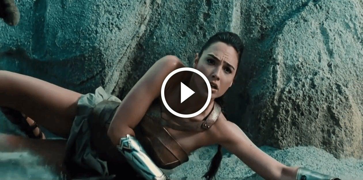 WONDER WOMAN International Trailer (2017) 1