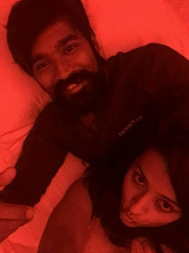 Real Face of Dhanush Revealed 2