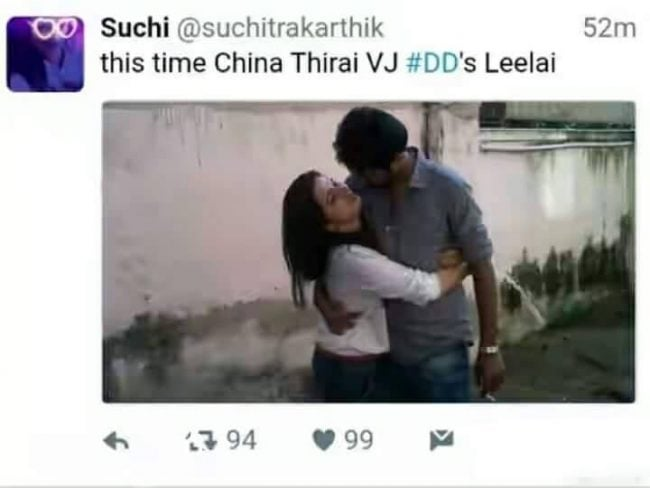 Top 10 Most Controversial Tweets by Suchitra 3