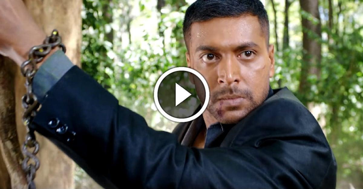 Vanamagan - Official Trailer | Jayam Ravi 3