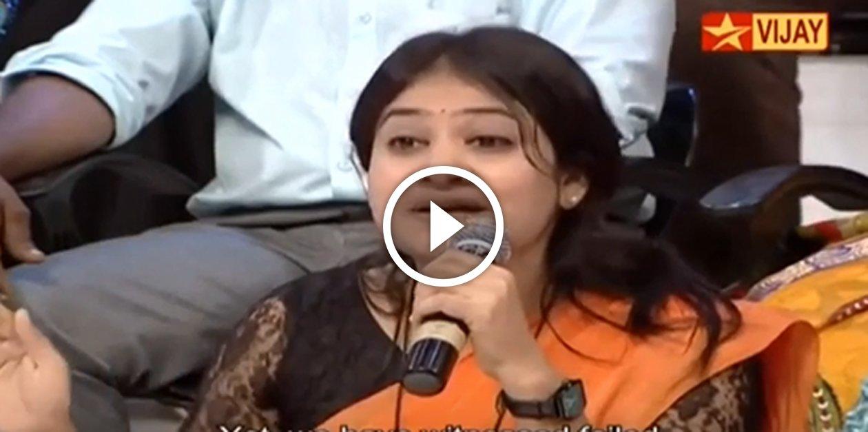 Neeya Naana - Engineering and Arrear students | 26/03/17 | Tamilnadu Malar | Divya Teacher| Vijay tv | Romantic Edit 1