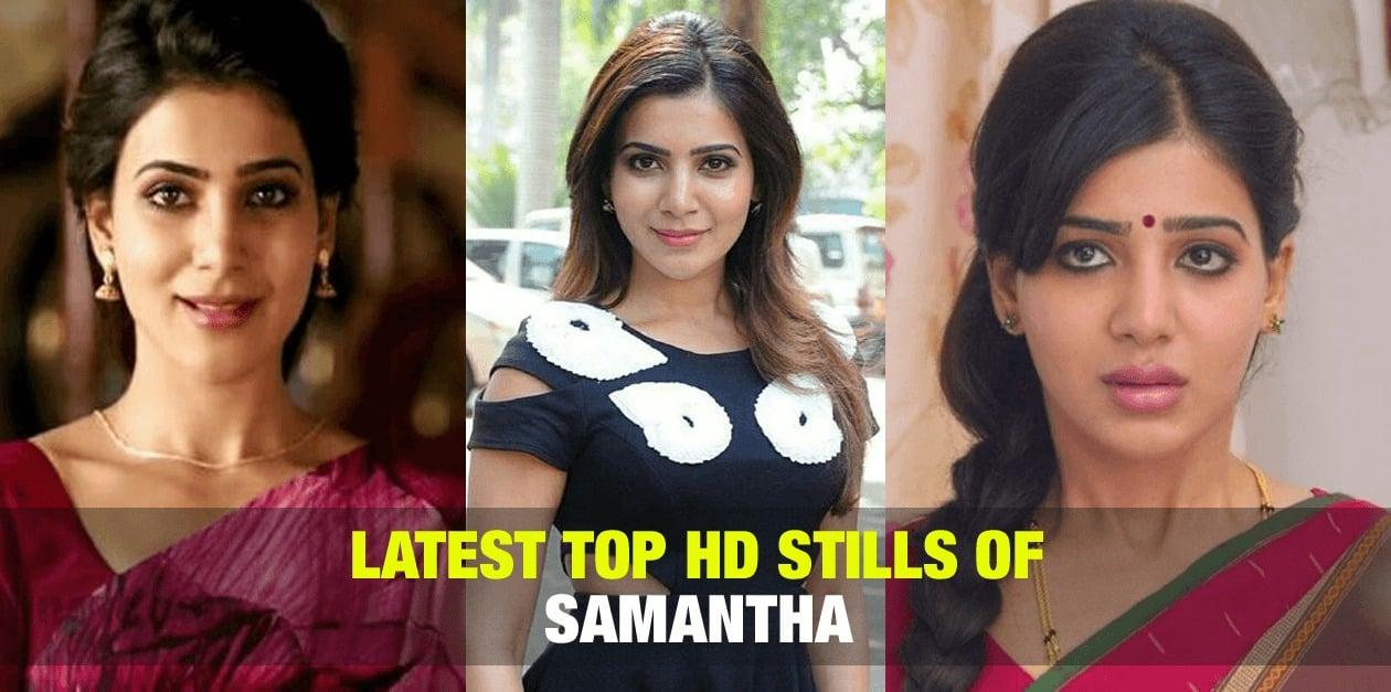 Latest Top HD Stills of Samantha 1