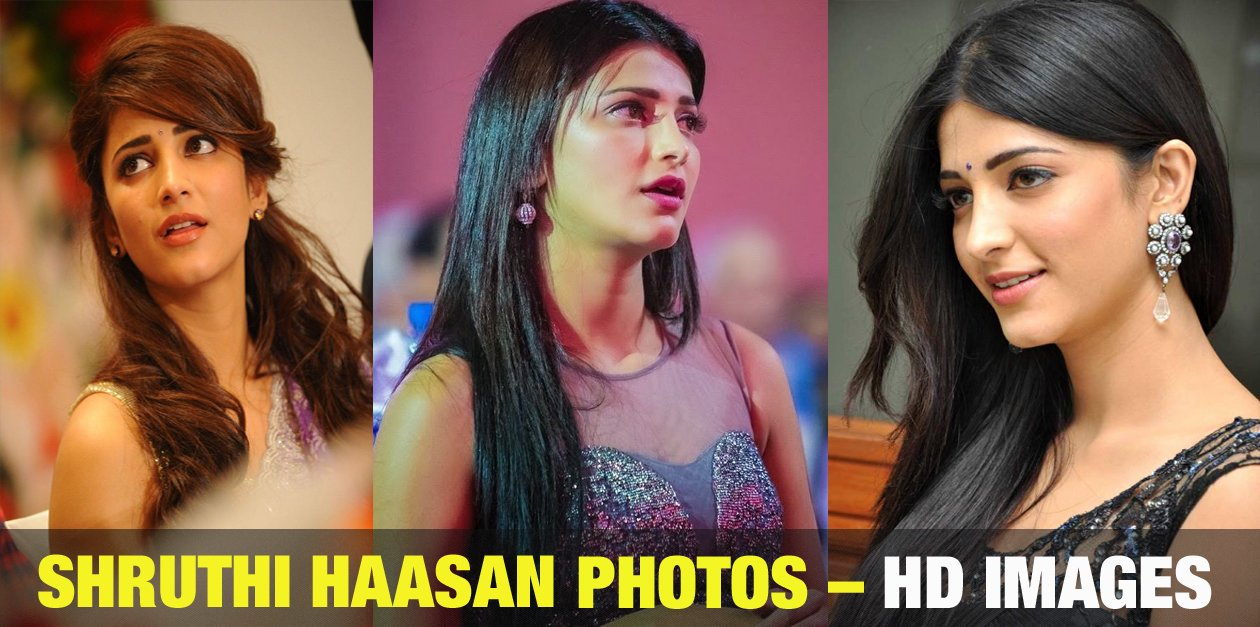 Shruthi Haasan Photos - HD Images 1