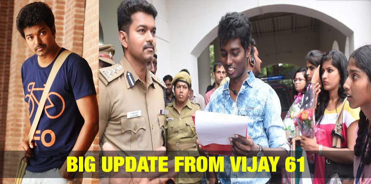 Big Update from Vijay 61 1