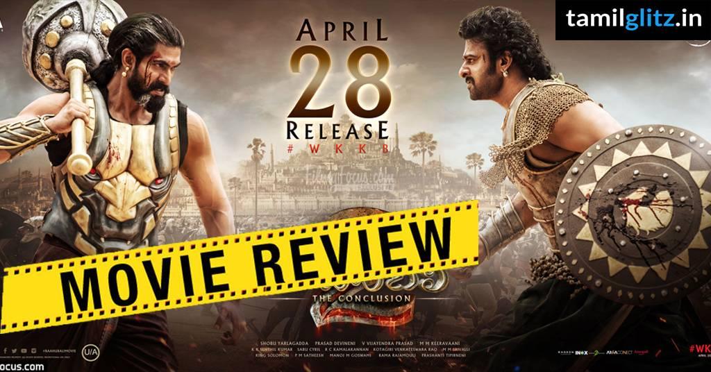 Baahubali 2 Review (aka) Bahubali 2 Review 1