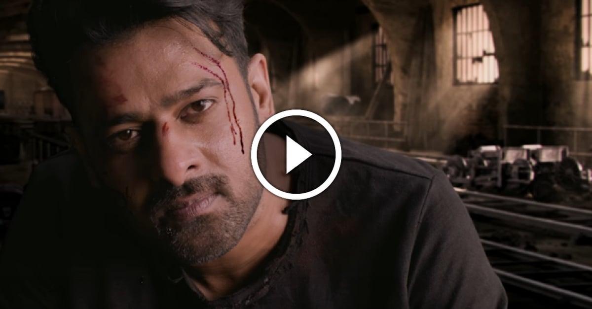 Saaho - Official Tamil Teaser | Prabhas, Sujeeth | UV Creations 1