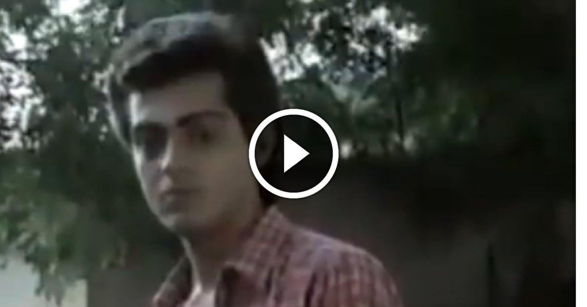 Thala Ajith in a Serial in DD 1
