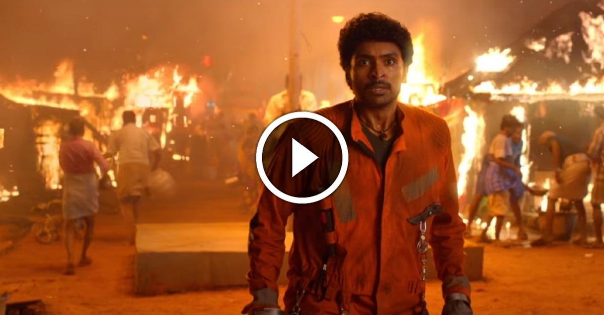 Neruppuda Teaser | Vikram Prabhu, Nikki Galrani | Sean Roldan | Ashok Kumar 3