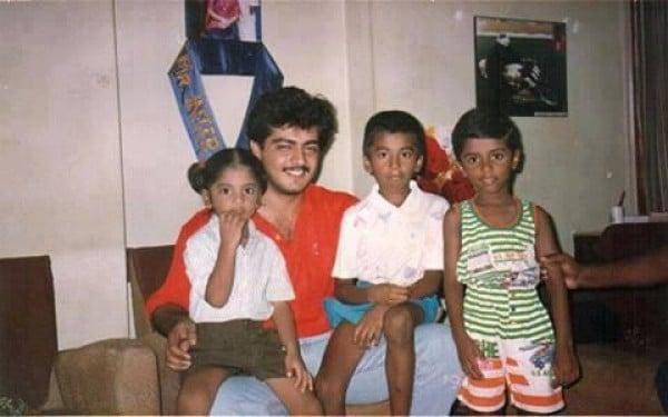 Rare Unseen Photos of Thala Ajith 4