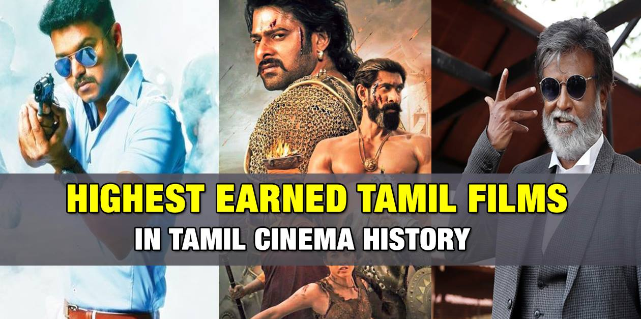 Top 10 Highest Grossed Tamil Movies 64