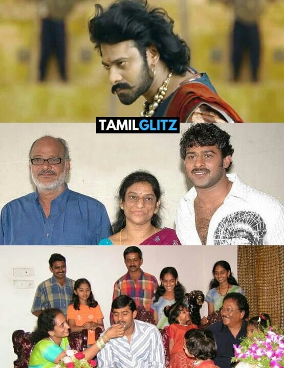 Real Life Family Photos of Baahubali 2 Actors 21