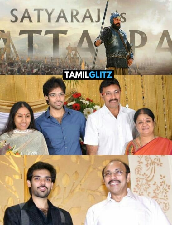 Real Life Family Photos of Baahubali 2 Actors 17
