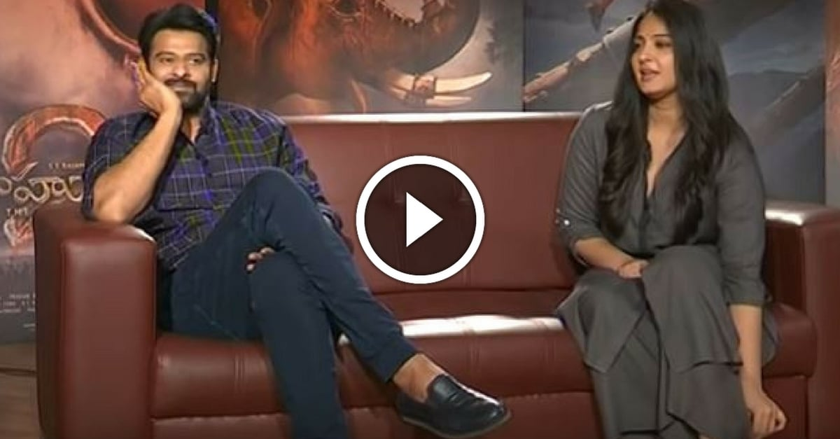 Prabhas Shocks Anchor With His Answer About Marriage (Subtitles available) 41