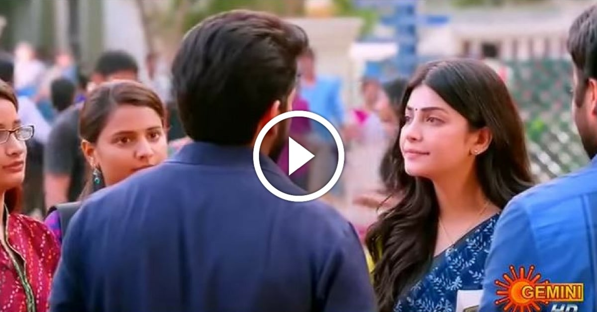 Malar Entry scene - Telugu premam 1