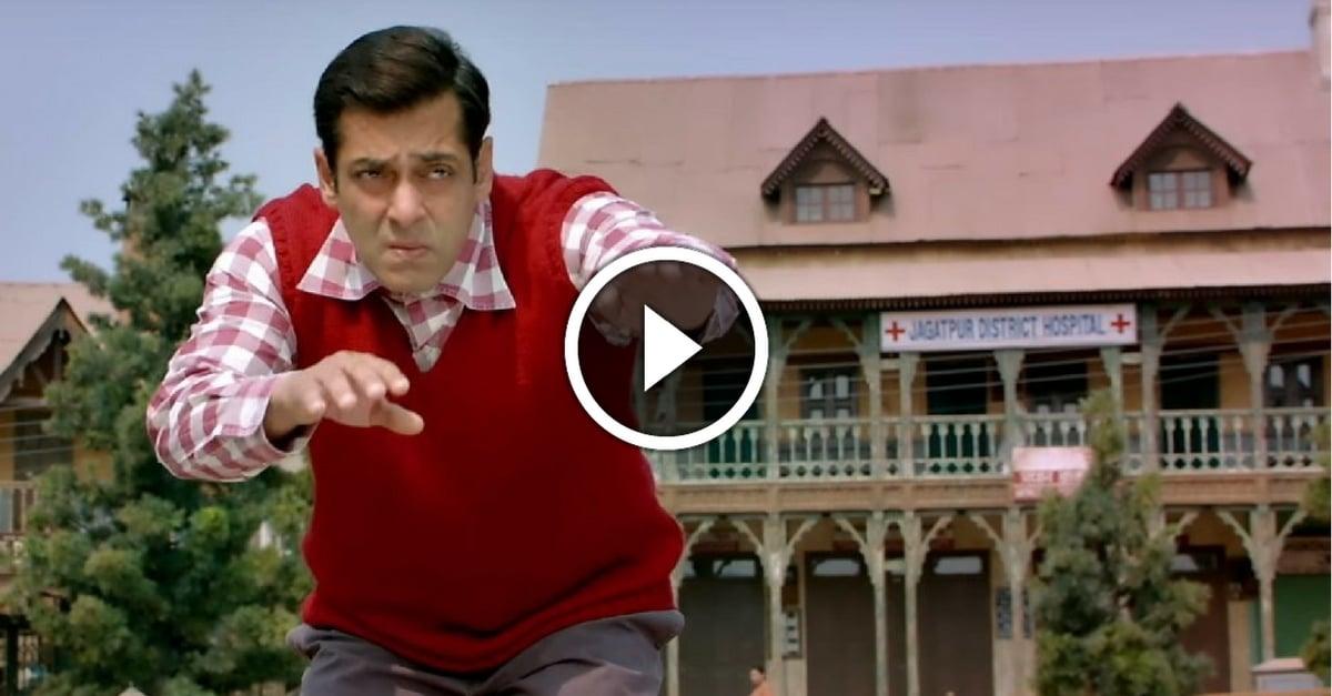 Tubelight | Official Teaser | Salman Khan | Kabir Khan 1