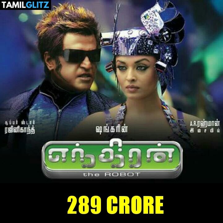 Top 10 Highest Grossed Tamil Movies 7