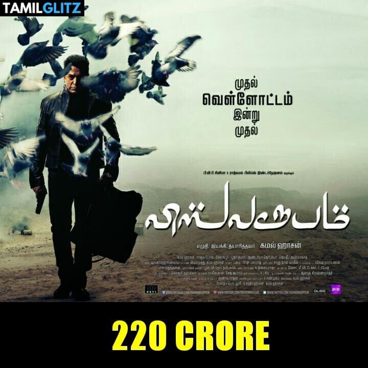 Top 10 Highest Grossed Tamil Movies 5