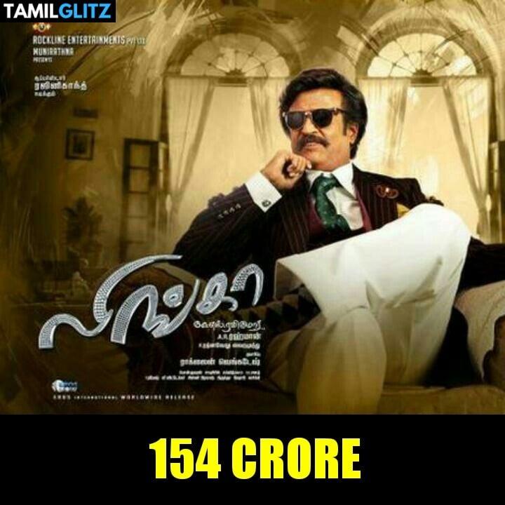 Top 10 Highest Grossed Tamil Movies 2