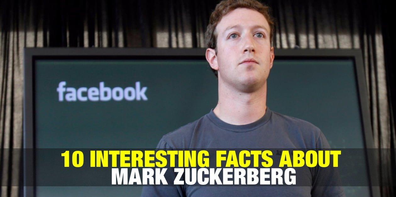 10 Interesting Facts About Mark Zuckerberg 64