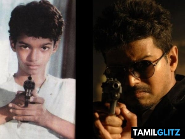10 Interesting and Unknown Facts about Ilayathalapathy Vijay 24