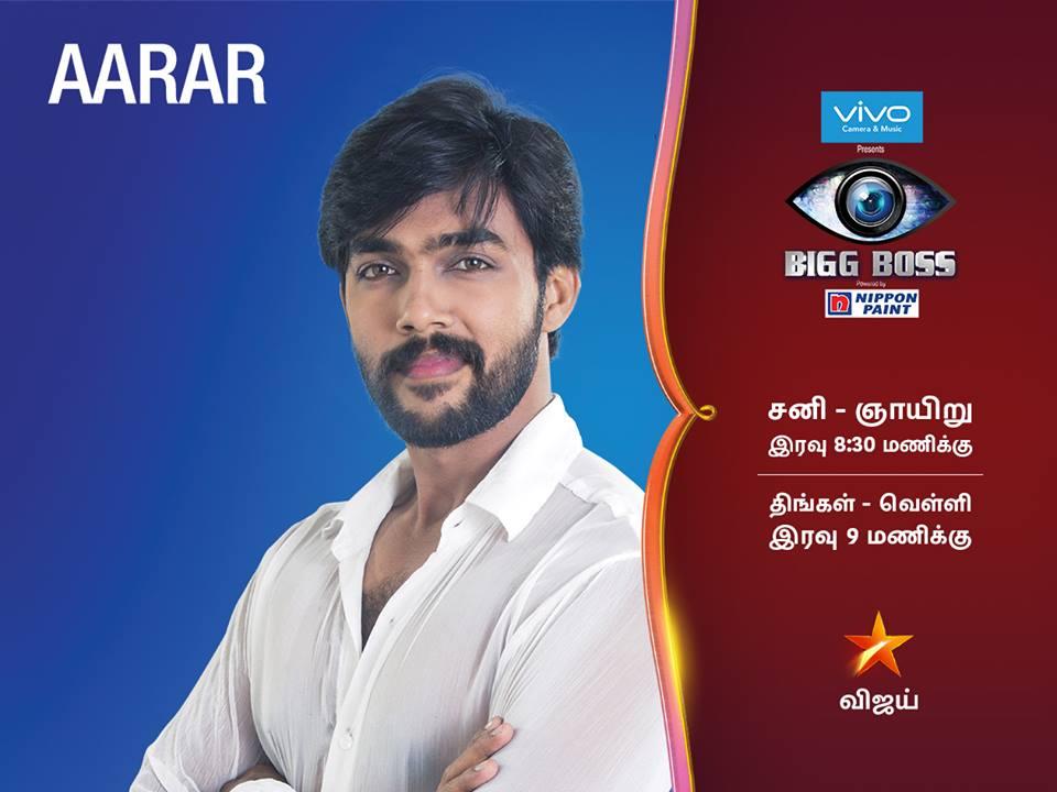 Bigg Boss Tamil  Participants List 10