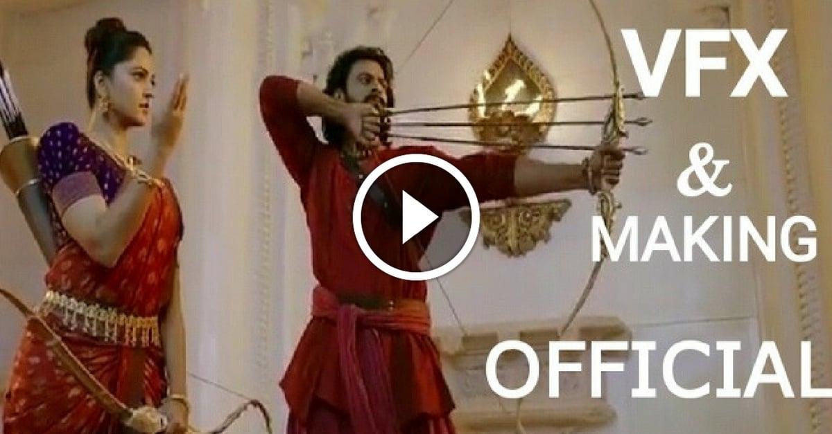 Bahubali 2 Making And VFX Breakdown OFFICIAL | S S Rajmauli | Prabhas | Anushka 2