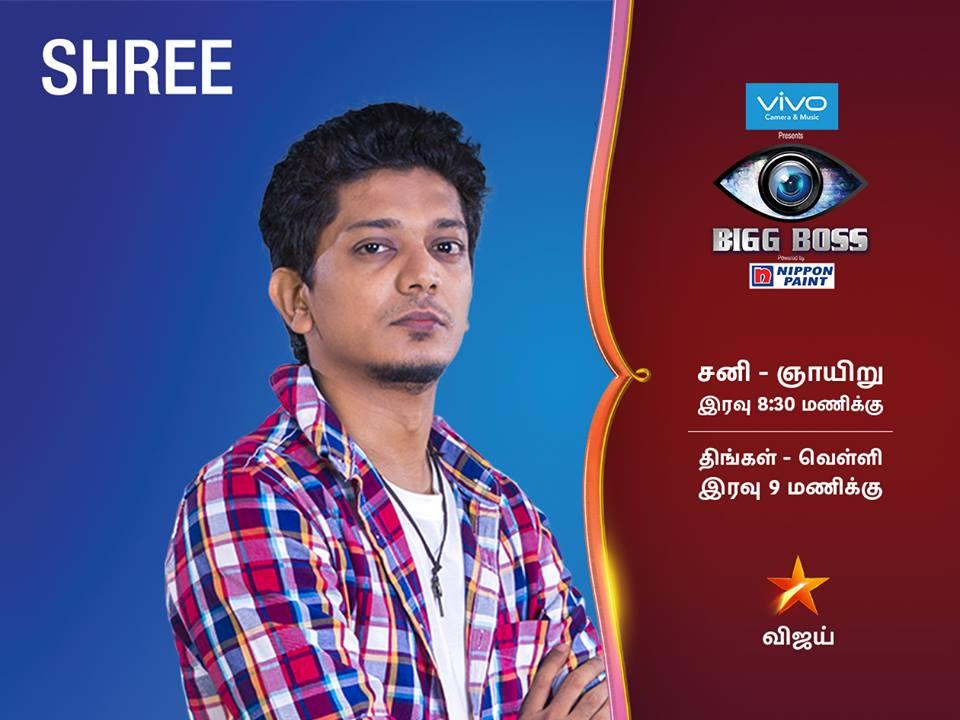 Bigg Boss Tamil Participants List - TamilGlitz