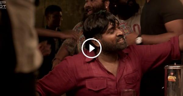 Vikram Vedha TasakkuTasakku Video Song Promo | Vijay Sethupathi 2