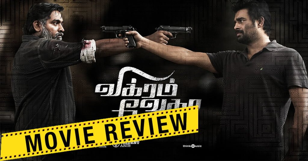 Vikram Vedha Review & Rating 1