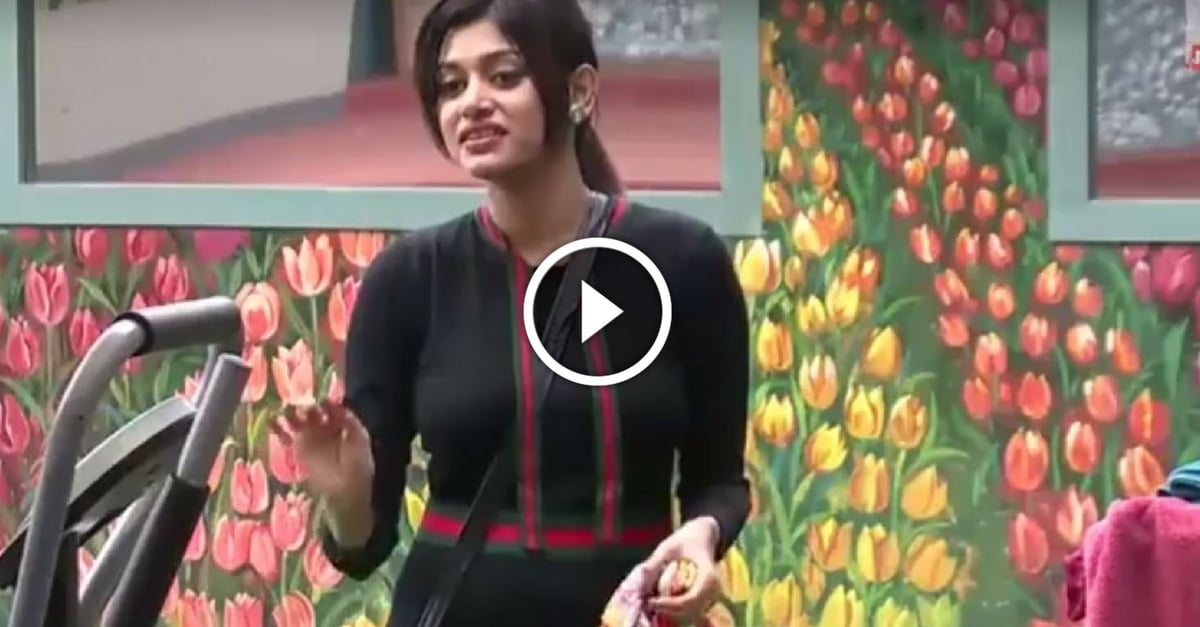 Oviya Departing Emotional Video by Star Vijay 1