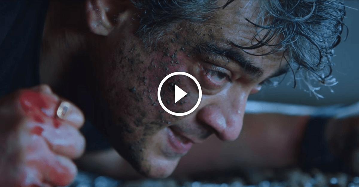 Vivegam Official Trailer - Thala Ajith Kumar 1