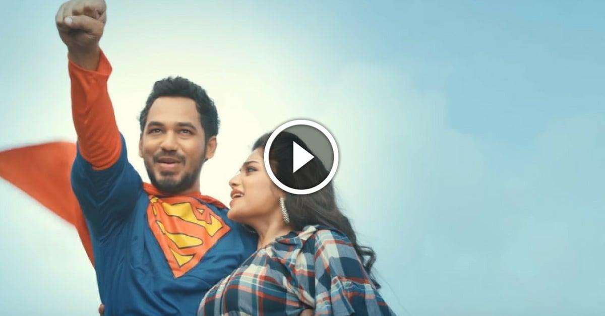 Meesaya Murukku - Maatikichu Video Song   Hiphop Tamizha, Aathmika, Vivek 1