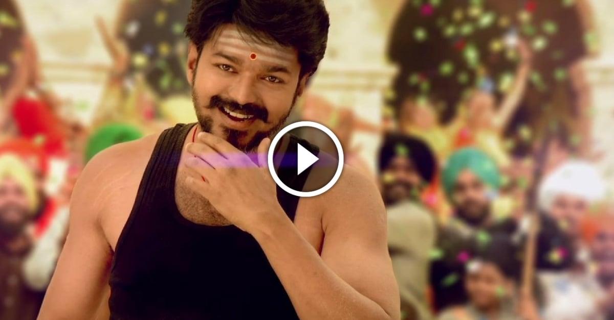 Mersal - Aalaporaan Thamizhan Tamil Lyric Video Song | Vijay | A R Rahman | Atlee 3