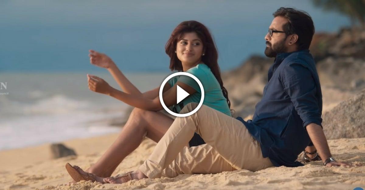 Oviya Movie Idi Naa Love Story Teaser- Oviya Helen 1
