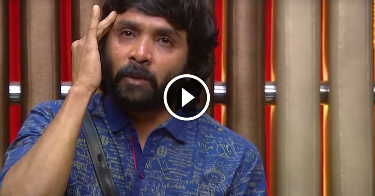 Bigg Boss 6 Th August Video Promo - Snehan & Kamal Hasan Very Emotional Conversation 1