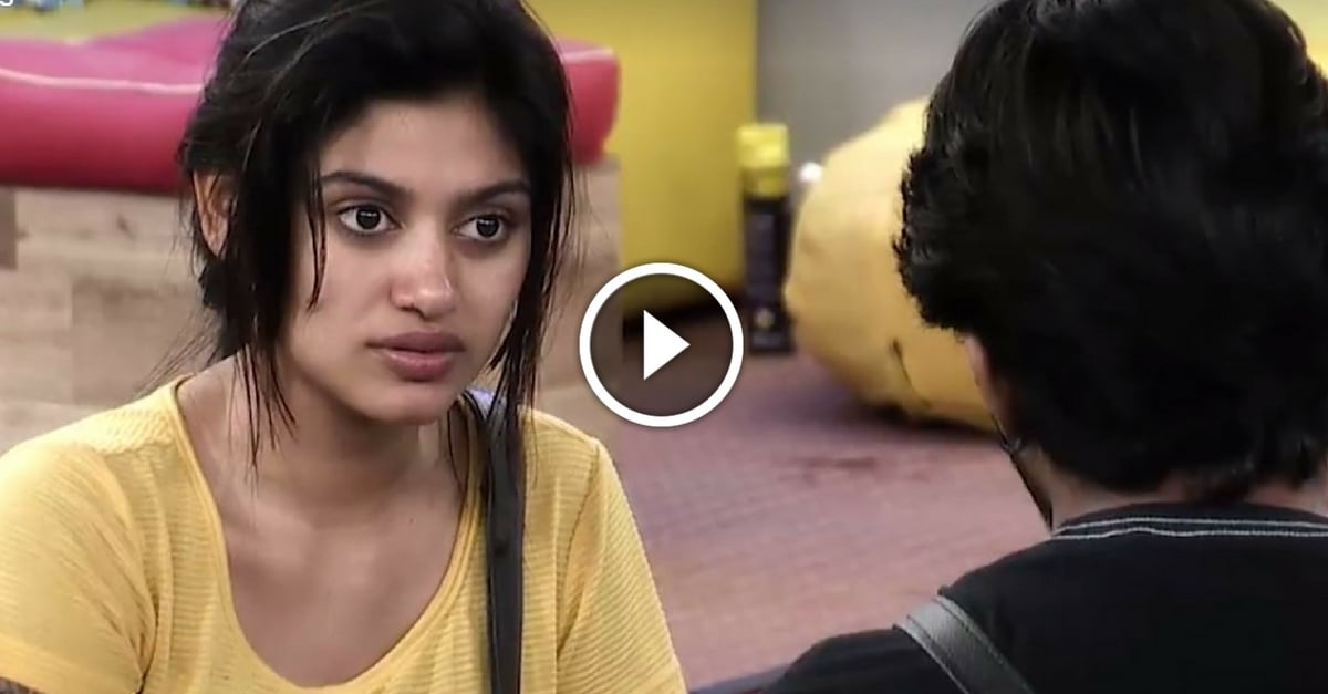 Bigg Boss New Video Promo - Aaarav and Oviya Love Story Come's to an End 5
