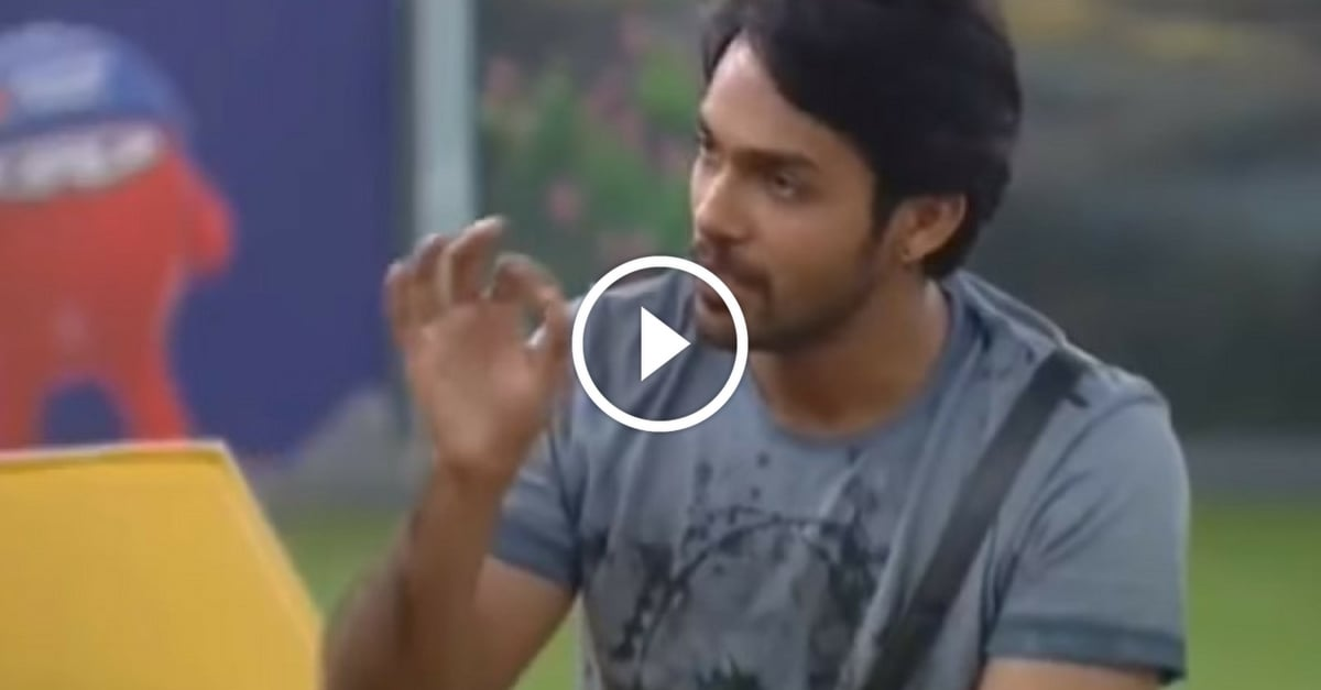 Aarav praising Oviya - Bigg Boss Deleted Scene 7