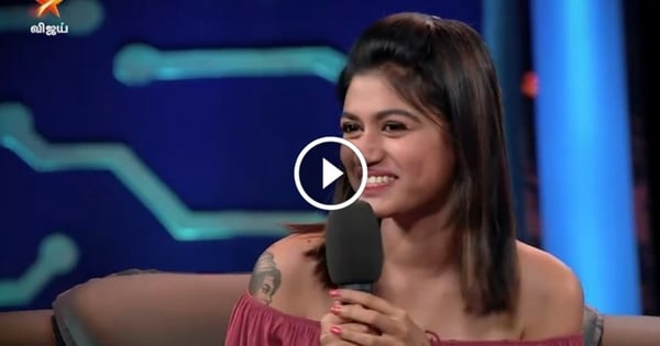 Oviya Comes out of BB and Speaks with Kamal | New Promo 1