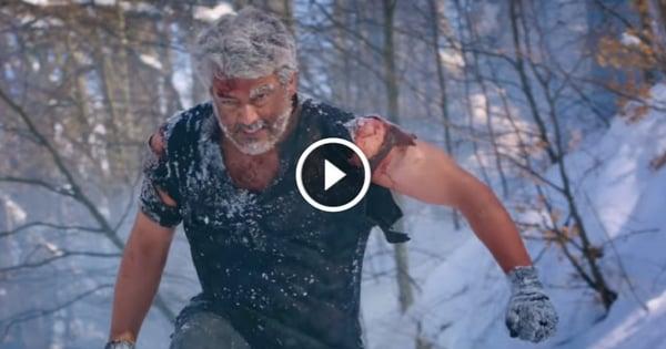 Vivegam Official Trailer [HD] 3