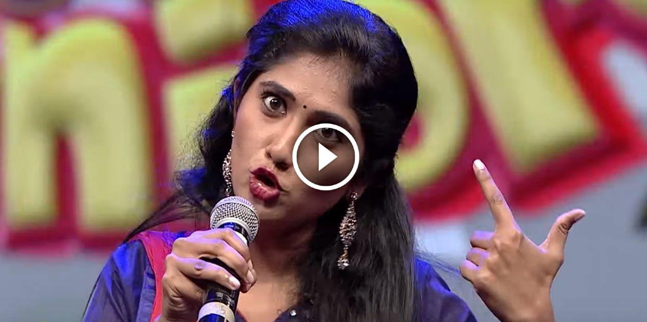 Julie Returns Back To Vijay TV 4