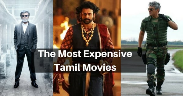 Tamil Movies Which Crossed 100 Crore Production Budget 1