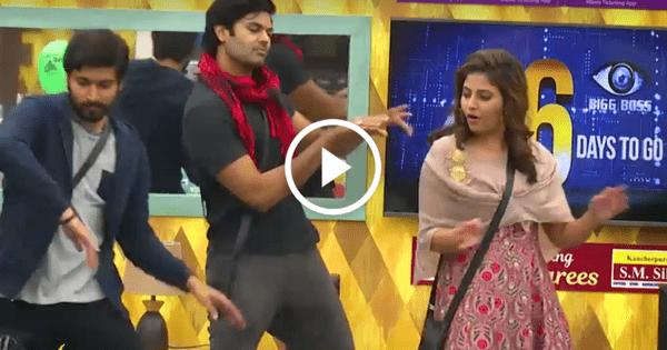 "Anjali Talks About ""Shut Up Pannunga"" Song, Arav And Bindhu Laugh 8"