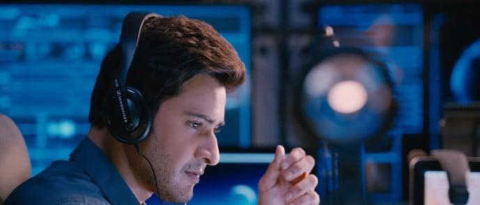 Spyder Official Trailer | Mahesh Babu | AR Murugadoss 1