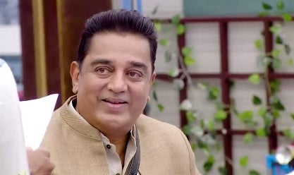 Kamal Hassan Enters Bigg Boss House, Housemates Got Excited 7
