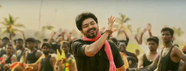 Mersal Official Teaser - Thalapathy Vijay 35