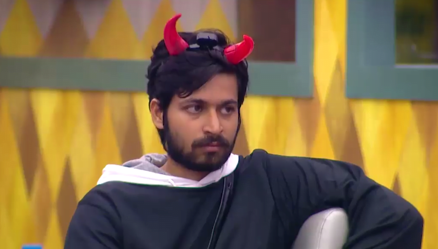 Ghost And Angel Task, Arav Gets Irritated 5