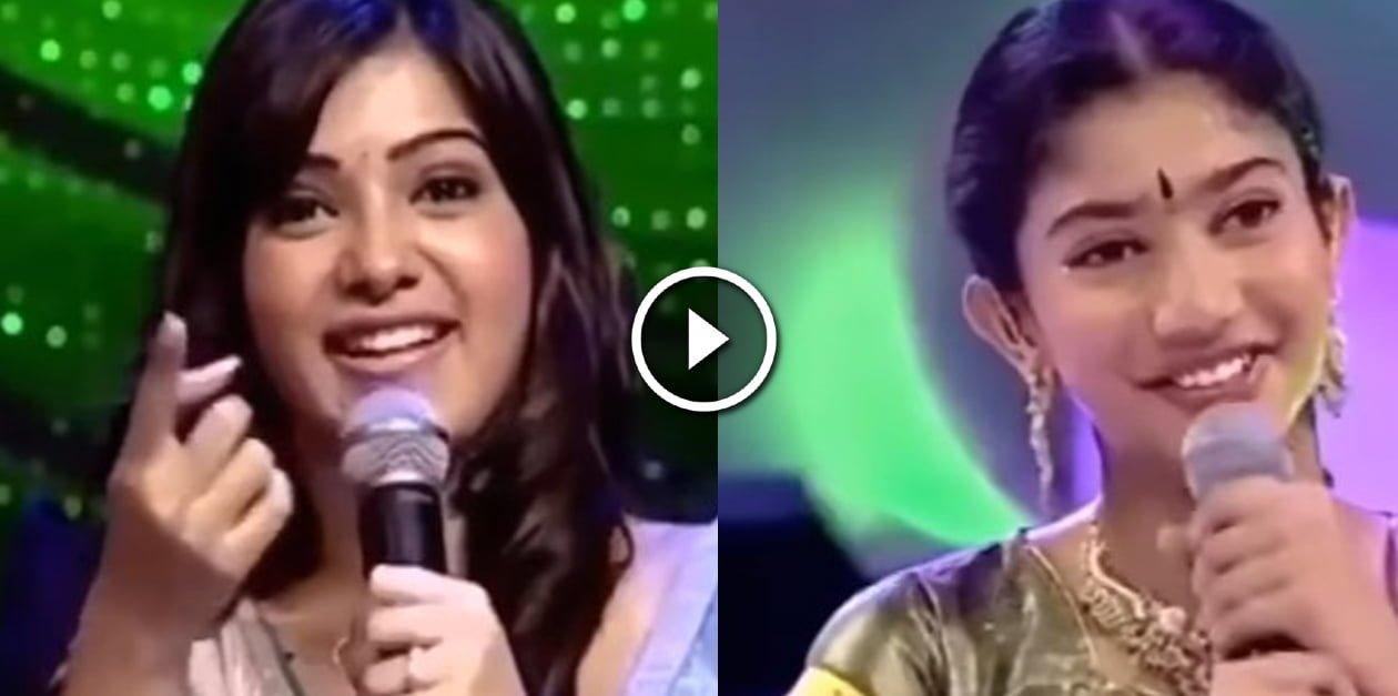 Samantha Judges Sai Pallavi dance, Rare Video 7