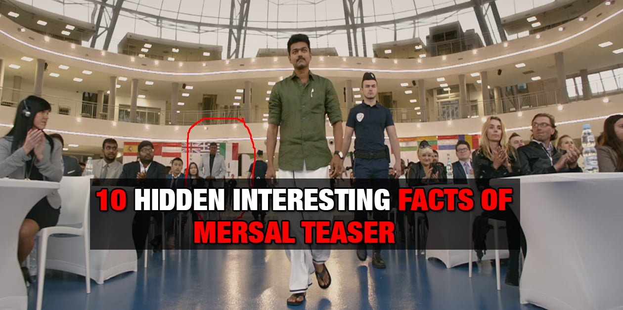 12 Intresting Hidden Facts About Mersal Teaser 22