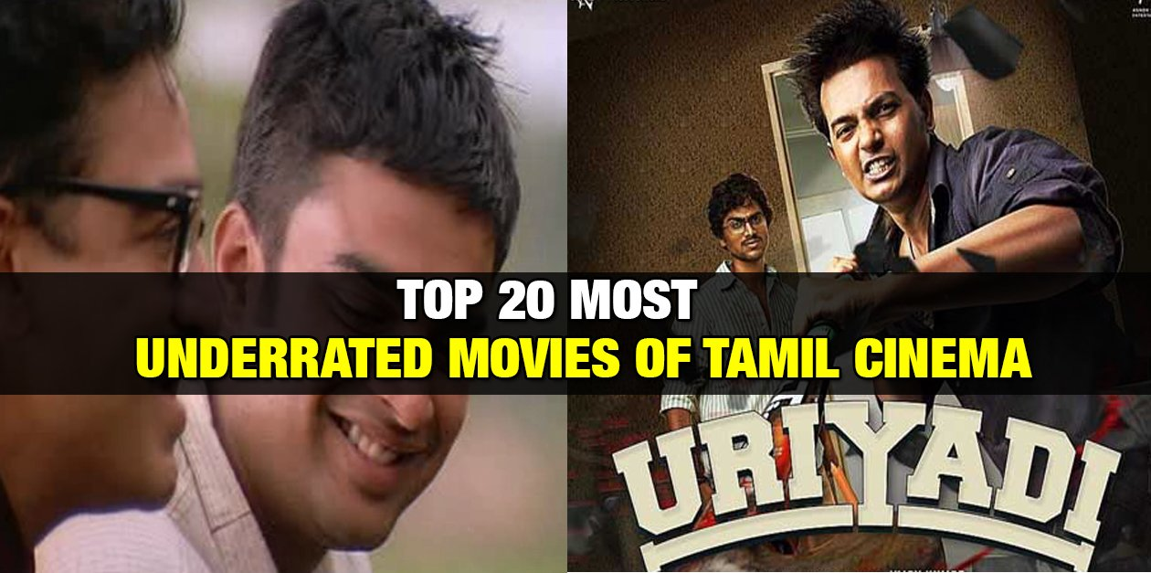 Top 20 Most UnderRated Movie In Tamil 22