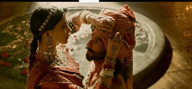 Padmavati Trailer   Ranveer Singh   Shahid Kapoor   Deepika Padukone 2